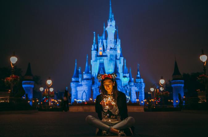 Fotografia Particular Disney Registre momentos incríveis na terra da magia