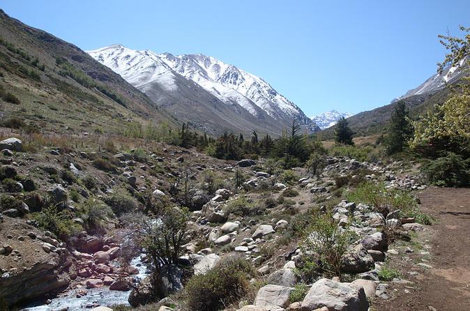 Private Andes Day Hike: Yerba Loca Nature Sanctuary