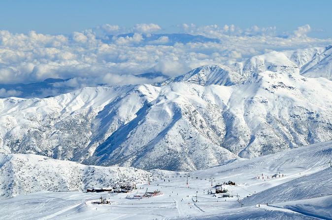 Private Full-Day Farellones: Winter Snow and Summer Fun Tour