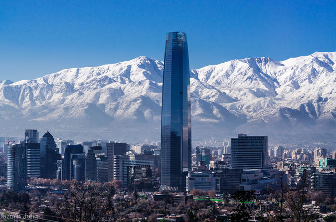 Private Full-Day Santiago Highlights Walking Tour
