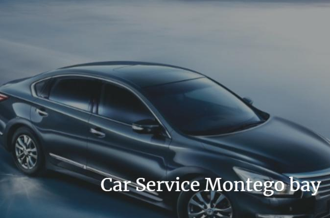 Airport Transfers Montego Bay Luxury Sedan Car (Private)