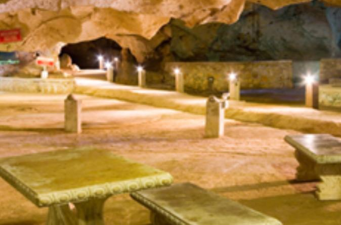 Cave Explorer Plus Waterfalls Tour From Falmouth Private Driver