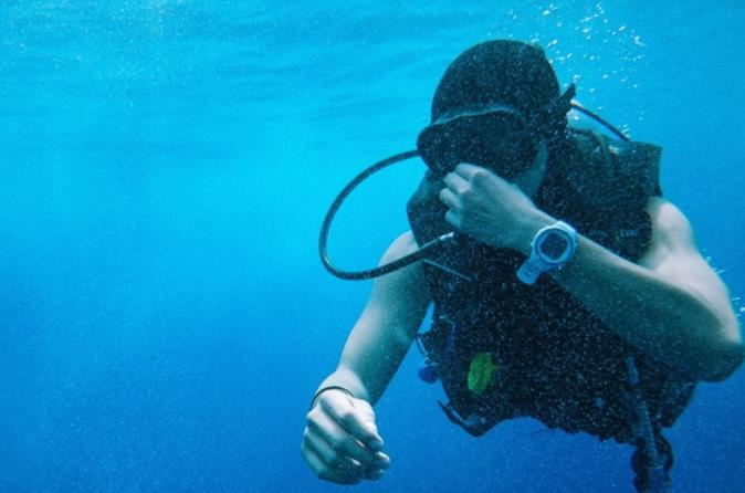 Scuba Diving Certification Montego Bay PADI