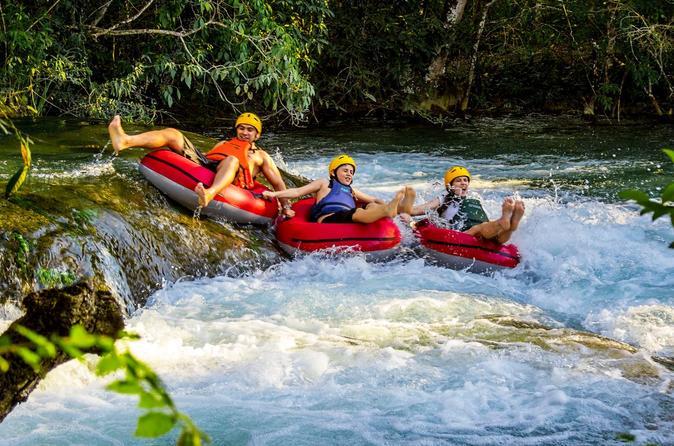 Ingresso para o Parque Ecológico Rio Formoso com atividades opcionais