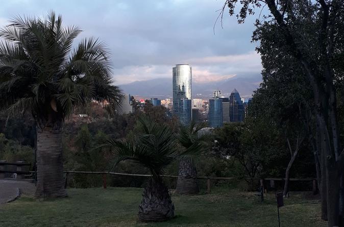 Santiago City Tour - The Beginners