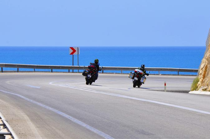 8 days Guided Motorcycle Tour along Western Turkey from Istanbul
