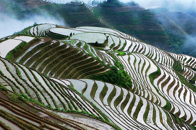 Guilin 2-Day Private Tour: Classic Li River Cruise and Longji Terrace Tour China, Asia
