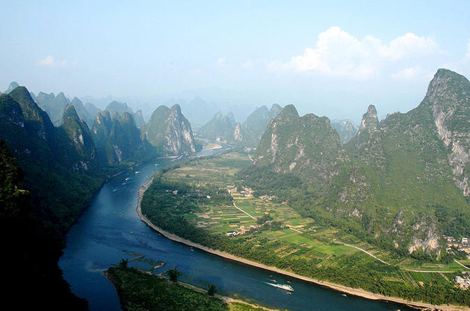 2-Day Private Tour: Guilin City Highlights and Li River Cruise China, Asia