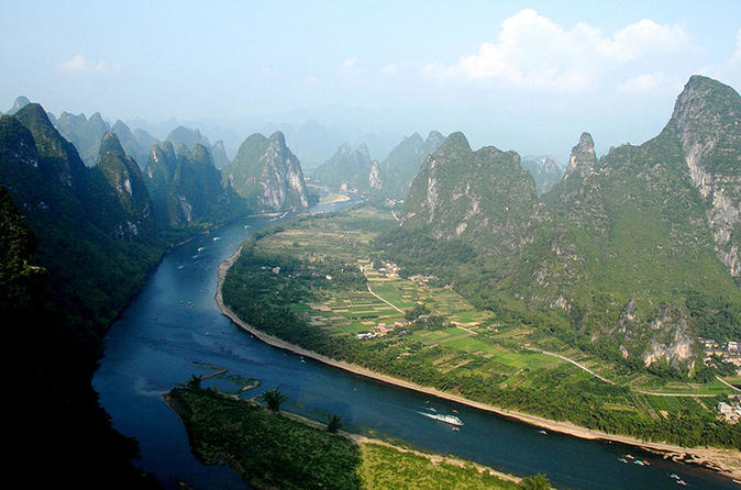 3-Night Best of Guilin Private Tour: Li River Cruise and Yangshuo Countryside  China, Asia