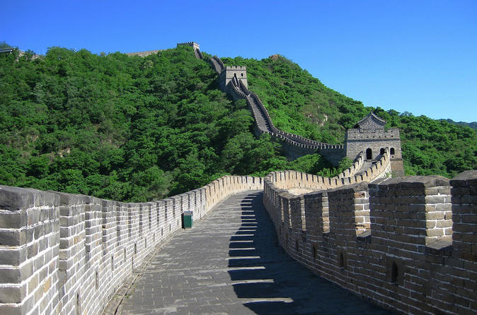 Great Wall at Mutianyu from Beijing by Bus without Lunch