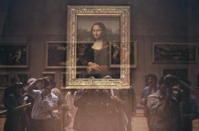 A Wise Louvre Art Trip