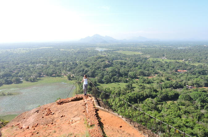 Sigiriya Lion Rock Fortress day tour