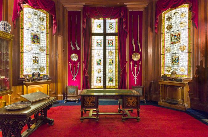 Exclusive Visit of Salomon de Rothschild's Cabinet of Curiosities