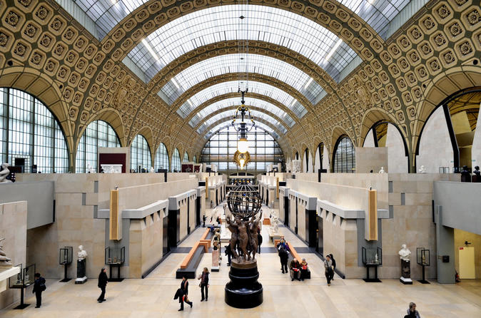 The Impressionist at Orsay