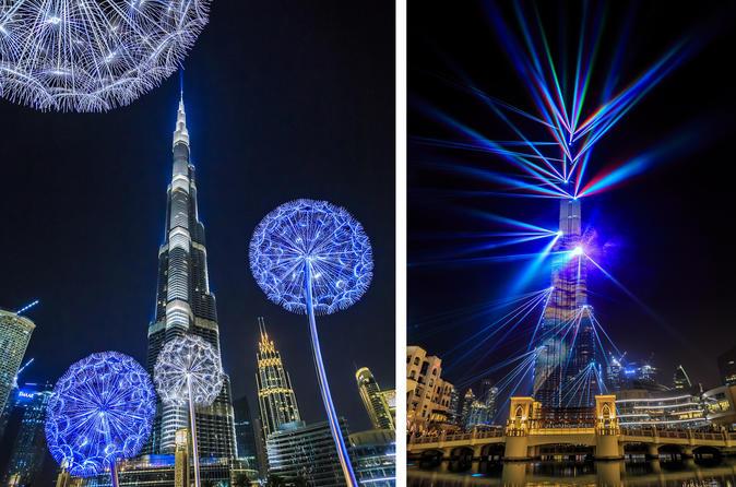4 hour Walking Photography Tour around the Burj Khalifa