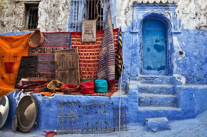 Private Full-Day Trip To Chefchaouen From Tangier