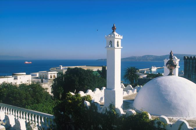 Tangier Sightseeing Tour with English speaking driver