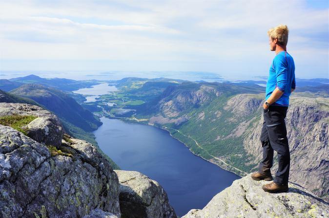 Stavanger hike and beer in stavanger 296591