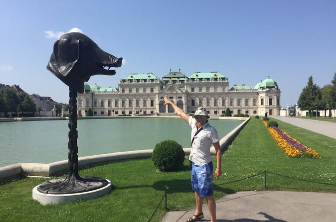 Classic Private City Tour Vienna