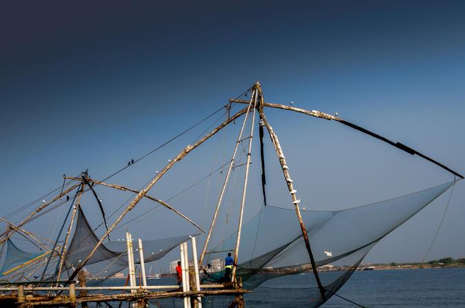 Shore Excursions Glimpse Of Kochi
