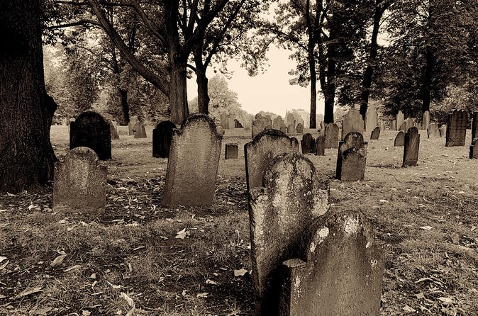 Boston Haunted Running Tour