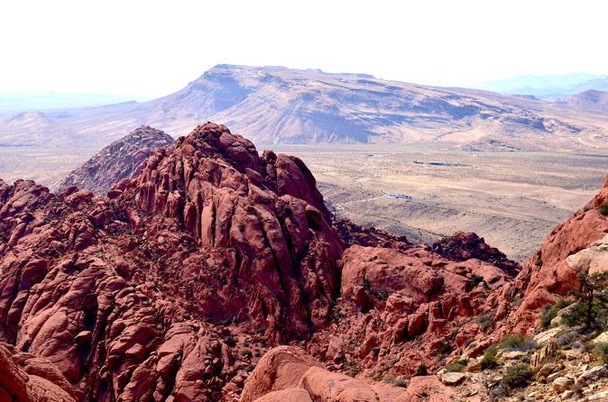 Hiking Red Rock Canyon