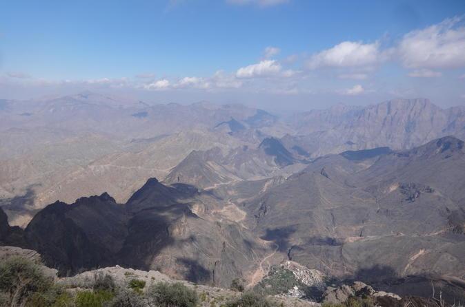 Wadi Bani Awf Adventure