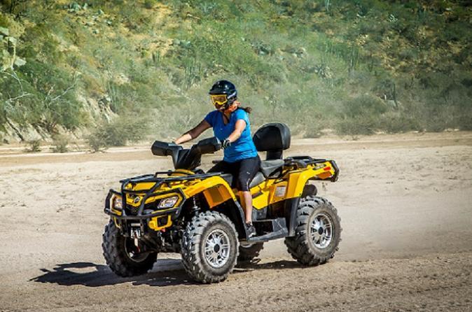Candelaria Beach and Desert 4x4 ATV Single
