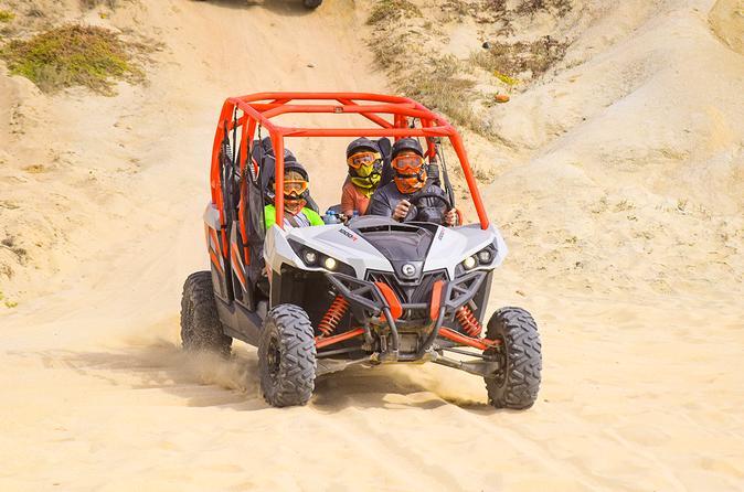 Candelaria Beach And Desert UTV Adventure - Cabo San Lucas