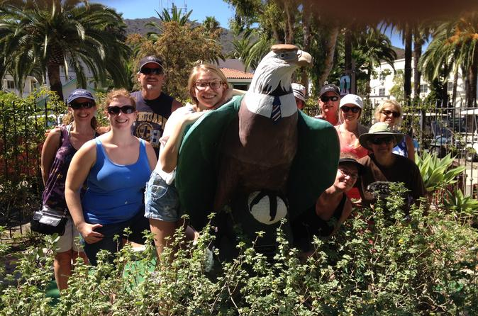 Catalina Island Scavenger Hunt Adventure