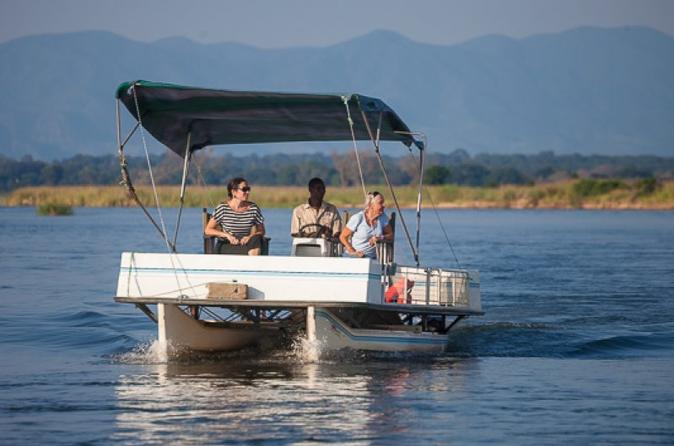 4 Days Breathtaking Safari in Lower Zambezi National Park, Zambia