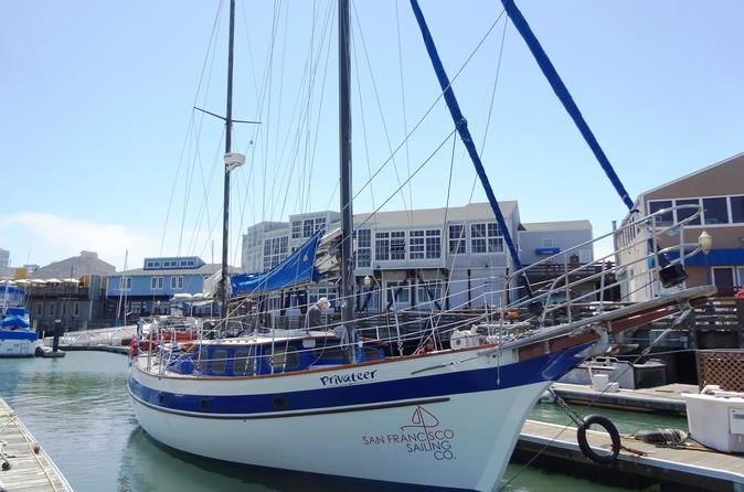 Golden Gate Bridge Sailing Tour