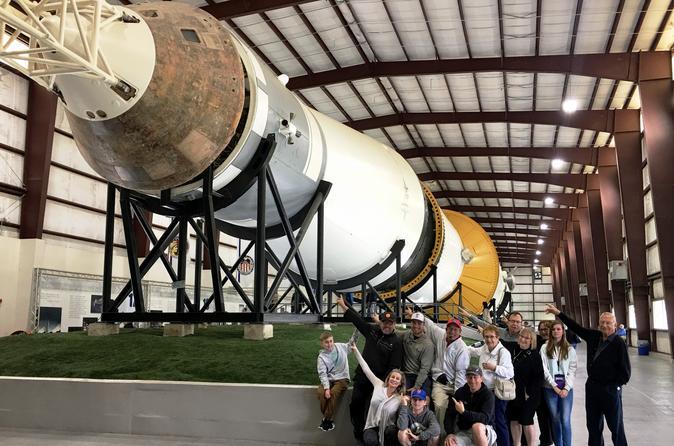 Highlights of NASA's Rocket Park