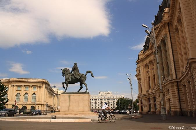 Full-Day Historical Bucharest Private Walking Tour
