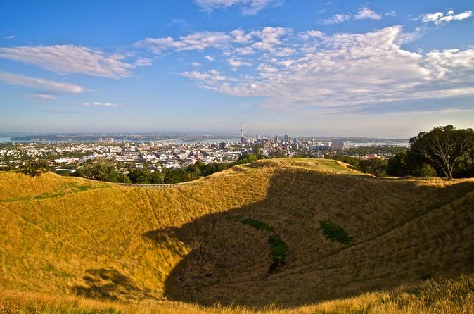 Excursão privada: Excursão pela cidade de Auckland e zona rural