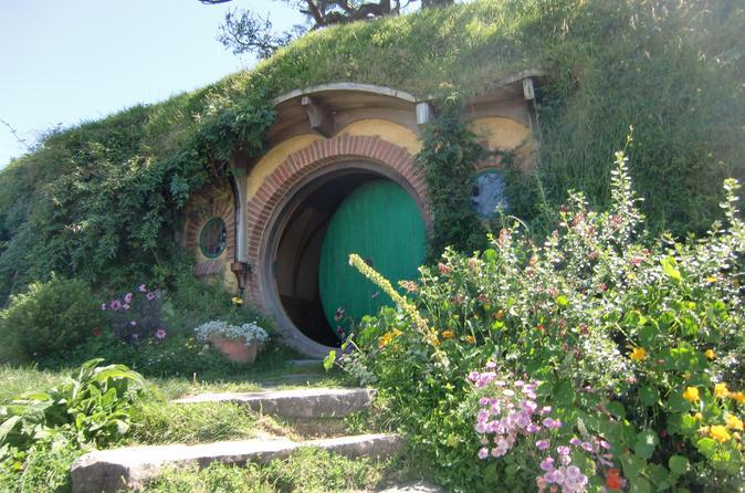 Excursão privada: Set de filmagem de Hobbiton, saindo de Auckland