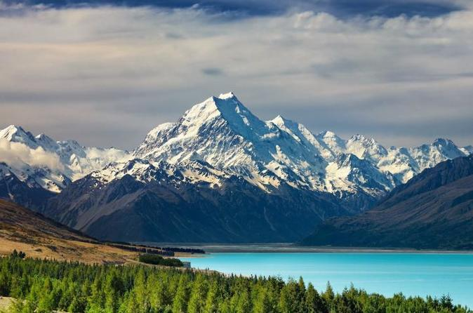 Queenstown To Mt Cook Private Luxury Day Tour