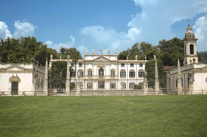 Villa Mosconi Bertani Winery and Estate Visit