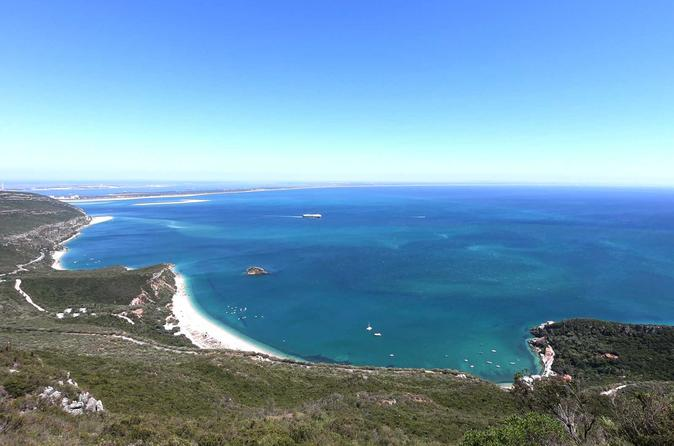 History, Wine, Art and stunning views in a relaxed Arrabida Natural Park Day Tour