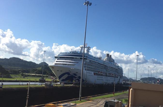 Traslados Centro De visitantes Miraflores (canal de Panamá)