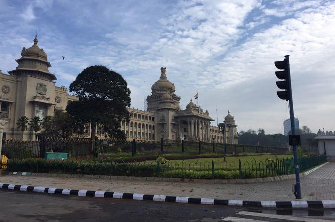 Namma Bengaluru Walk: a walking tour of downtown Bangalore - MG Road and around