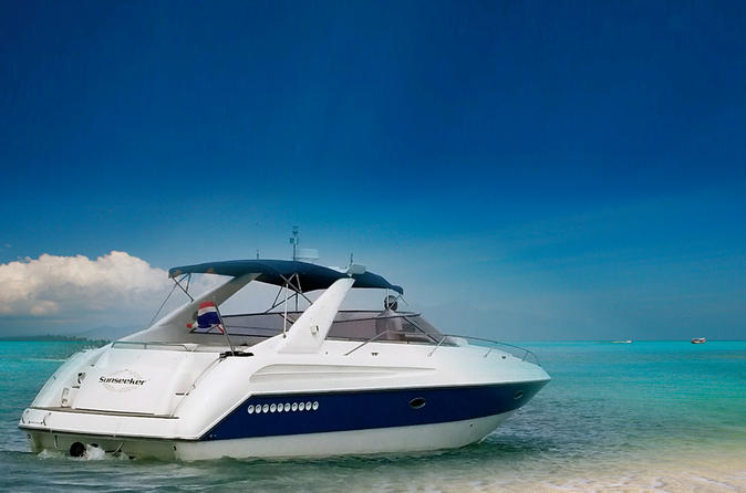 Luxury Yacht Tour from Koh Samui