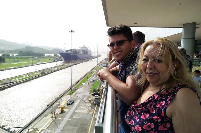 Tour por el Canal de Panama - Miraflores Locks