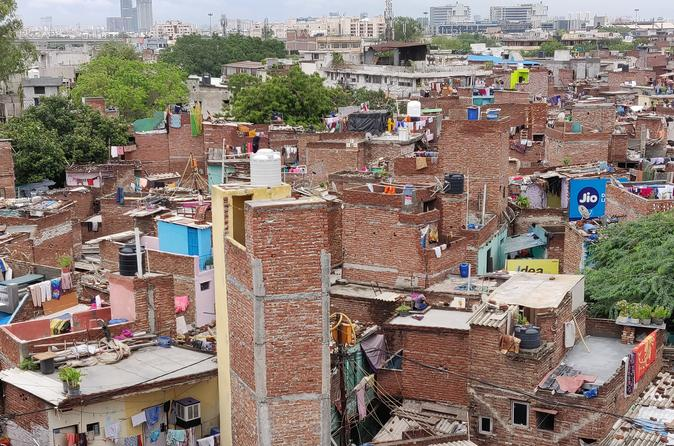Sanjay Colony Slum Tour