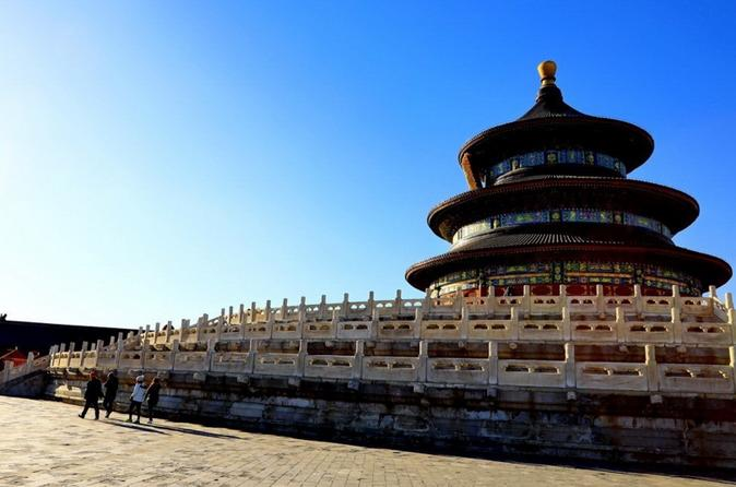 2 Days Private Shanghai Beijing Tour by Bullet Train Without Hotel (No shopping)