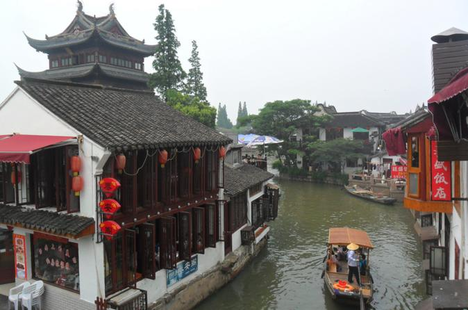 5 Days Beijing And Shanghai Tour By Bullet Train (without Hotel)