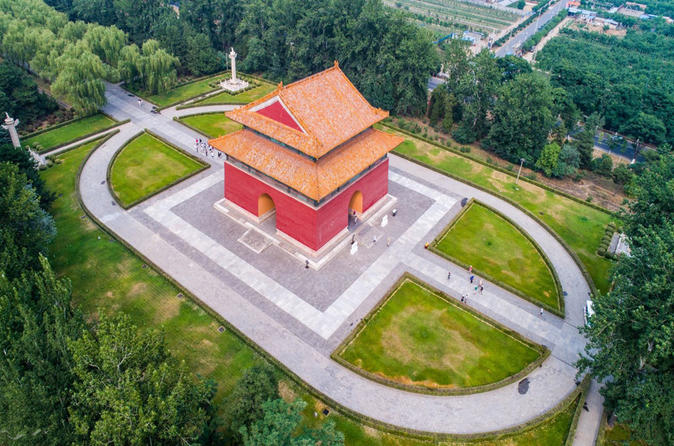 Beijing Private Day Tour: Mutianyu Great Wall and Changling Tomb