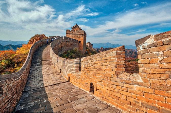 One Day Badaling Great Wall and Dingling Tomb Day Tour (No shopping)
