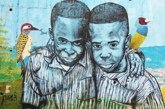 comuna 13 graffitour