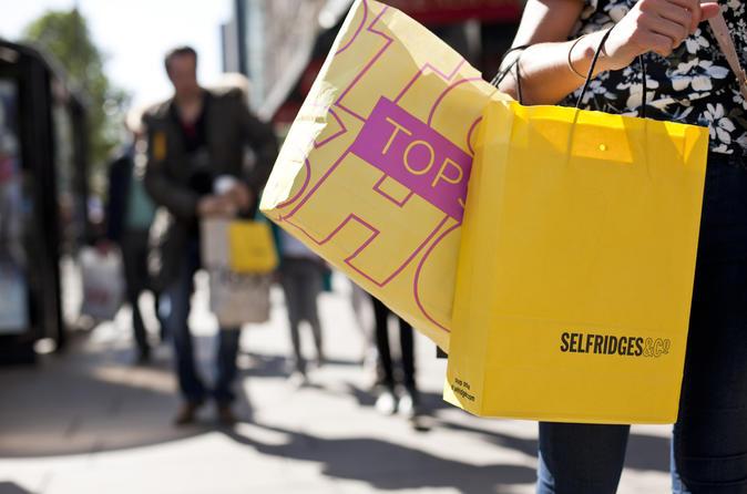 London Shopping Tour